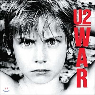U2 (유투) - War [LP]