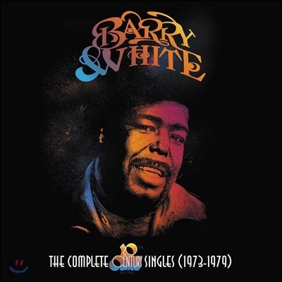 Barry White (배리 화이트) - The Complete 20th Century Records Singles (1973-1979)