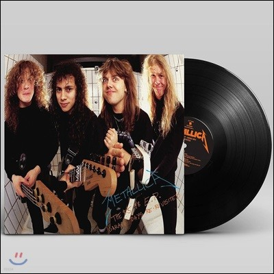 Metallica (메탈리카) - The $5.98 E.P.: Garage Days Re-Revisited [LP]