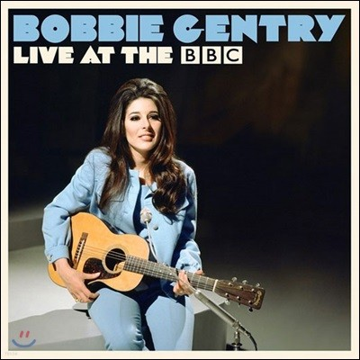 Bobbie Gentry (바비 젠트리) - Live At The BBC [LP]