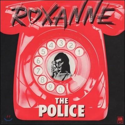 Police (폴리스) - Roxanne / Peanuts [7인치 레드 컬러 LP]