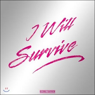 Gloria Gaynor (글로리아 게이너) - I Will Survive [LP]