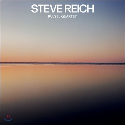 Colin Currie Group 스티브 라이히: 펄스 / 사중주 (Steve Reich: Pulse / Quartet) [LP]