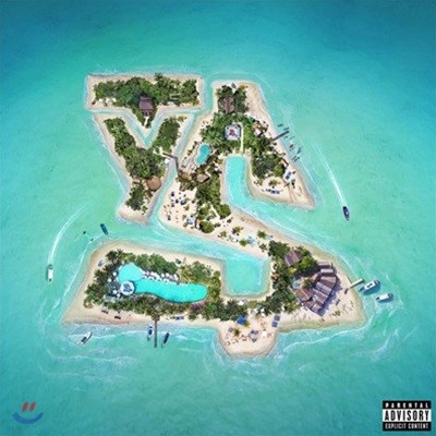 Ty Dolla $ign (타이 달라 사인) - Beach House 3 [2 LP]