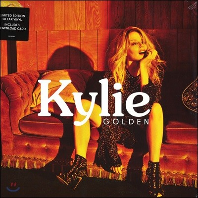 Kylie Minogue - Golden 카일리 미노그 [투명 컬러 LP]
