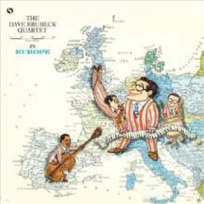 Dave Brubeck Quartet - In Europe (Remastered)(Limited Edition)(180G)(LP)