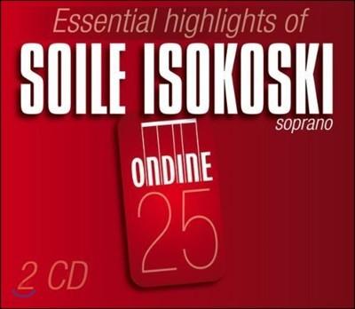 Soile Isokoski / Marek Janowski 슈트라우스: 4개의 마지막 노래와 관현악 가곡들 / 핀란드 가곡집 (Essential Highlights of Soile Isokoski - Strauss: Orchestral Songs / Finnish Songs)