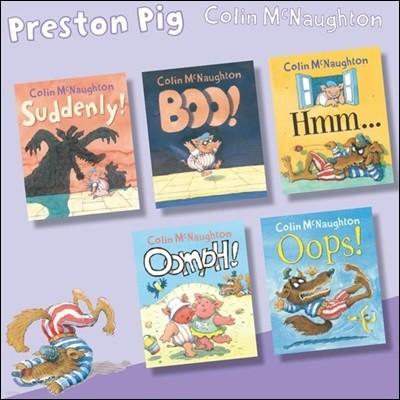 Preston Pig 5권 세트