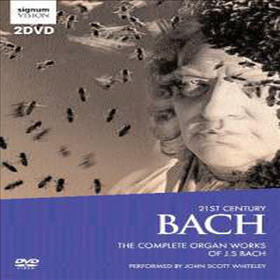 21st Century Bach - Complete Organ Works Volume 1 (DVD) - John Scott Whiteley