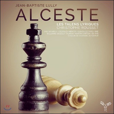 Christophe Rousset 륄리: 오페라 '알체스테' (Lully: Alceste)