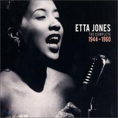 Etta Jones - The Complete 1944-1960