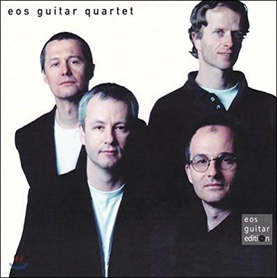 Eos Guitar Quartet 비발디: 협주곡 G장조 / 보케리니: 판당고/로시니: 세비야의 이발사 [기타 사중주 연주반]