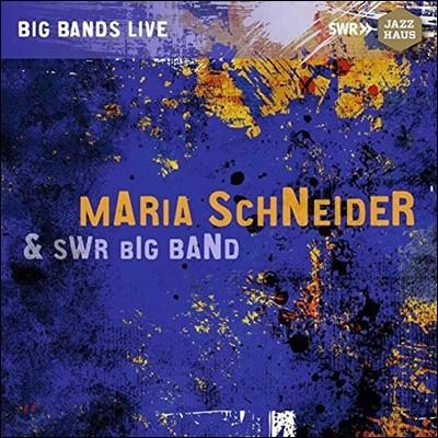 Maria Schneider, SWR Big Band (마리아 슈나이더, SWR 빅 밴드) - Maria Schneider & Swr Big Band