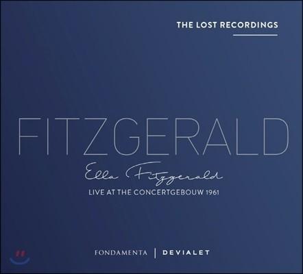 Ella Fitzgerald - Live At The Concertgebouw 1961 엘라 피츠제럴드 콘세트르헤바우 라이브