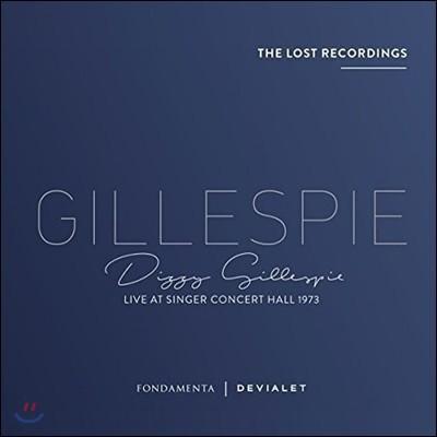 Dizzy Gillespie - Live At Singer Concert Hall 1973 디지 길레스피 네덜란드 라이브