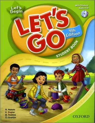[4판]Let's Go Begin : Student Book with CD