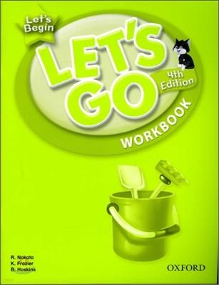 [4판]Let's Go Begin : Workbook