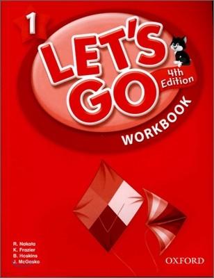 [4판]Let's Go 1 : Workbook