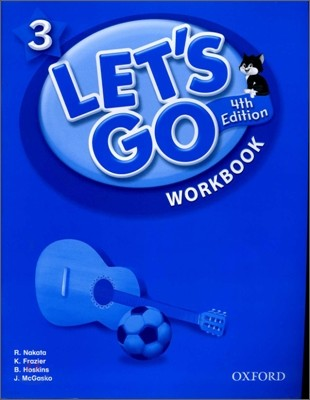 [4판]Let's Go 3 : Workbook