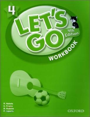 [4판]Let's Go 4 : Workbook
