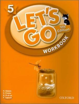 [4판]Let's Go 5 : Workbook