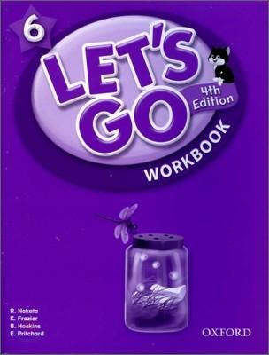 [4판]Let's Go 6 : Workbook
