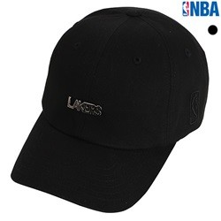 [NBA]LAL LACKERS 미니금속장식 SOFT CURVED CAP(N185AP216P)