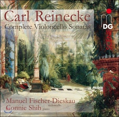 Manuel Fischer-Dieskau 라이넥케: 첼로 소나타 전곡집 (Reinecke: Complete Cello Sonatas)