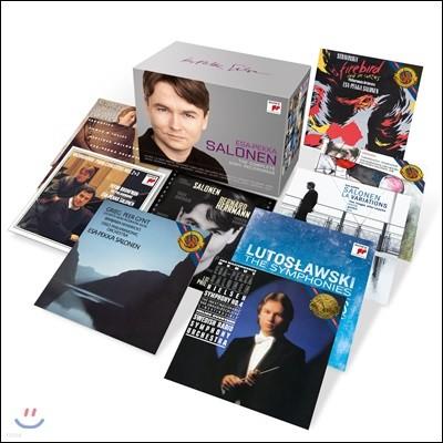 Esa-Pekka Salonen 에사 페카 살로넨 - 소니 레코딩 전집 (The Complete Sony Recordings)