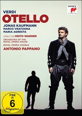 Jonas Kaufmann / Antonio Pappano 베르디: 오텔로 (Verdi: Otello) [2 DVD]
