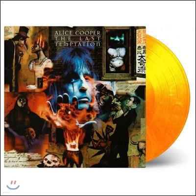 Alice Cooper (앨리스 쿠퍼) - The Last Temptation [오렌지 컬러 LP]