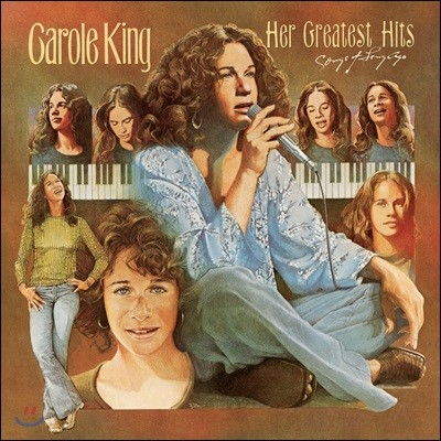 Carole King (캐롤 킹) - Her Greatest Hits (Songs Of Long Ago) [LP]