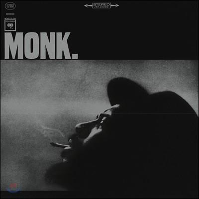 Thelonious Monk (델로니어스 몽크) - Monk. [LP]