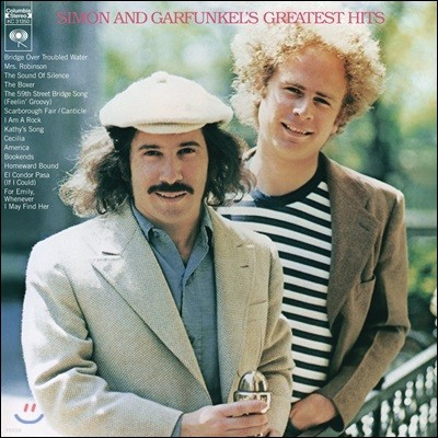 Simon & Garfunkel (사이먼 앤 가펑클) - Greatest Hits [LP]