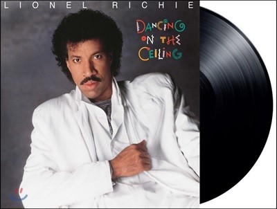 Lionel Richie (라이오넬 리치) - Dancing On The Ceiling [LP]