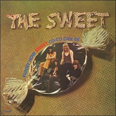 Sweet (스위트) - Funny, How Sweet Co Co Can Be [New Edition LP]
