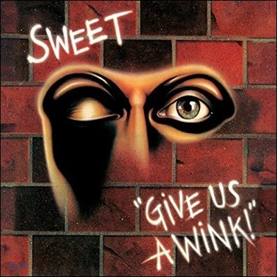Sweet (스위트) - Give Us A Wink [New Edition LP]