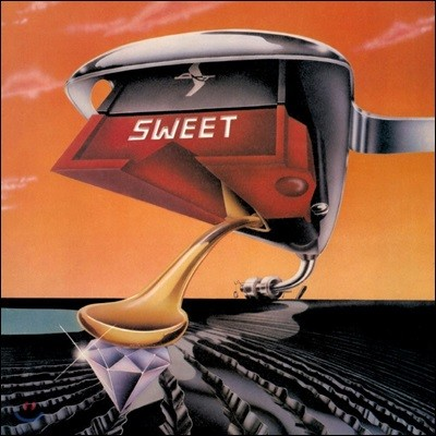 Sweet (스위트) - Off The Record [New Edition LP]