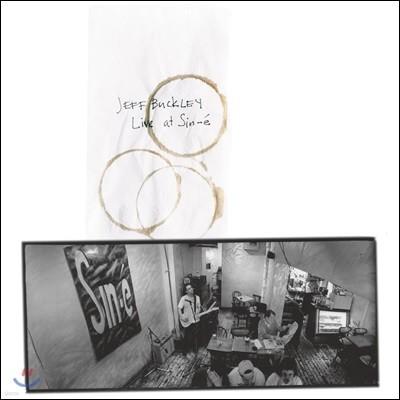 Jeff Buckley (제프 버클리) - Live At Sin-E [4 LP]