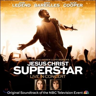 뮤지컬 `지저스 크라이스트 수퍼스타 ` 라이브 콘서트 (Jesus Christ Superstar Live In Concert OST)