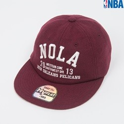 [NBA]NO NEW ORLEANS SOFT SHAPE NEW FIT CAP(N154AP122P)