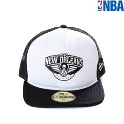 [NBA]NO WAS 5950 TRUCKER NEOPEL 배색 NEWERA(N155AP631P)