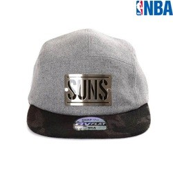 [NBA]PHX PHOENIX SUNS BIKER NEW FIT CAP(N154AP134P)