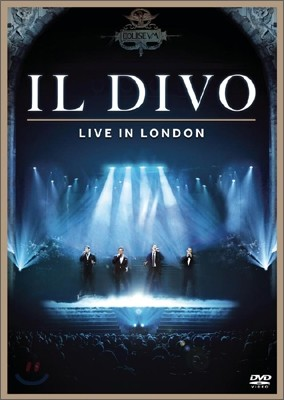Il Divo (일 디보) - Live In London (라이브 인 런던)