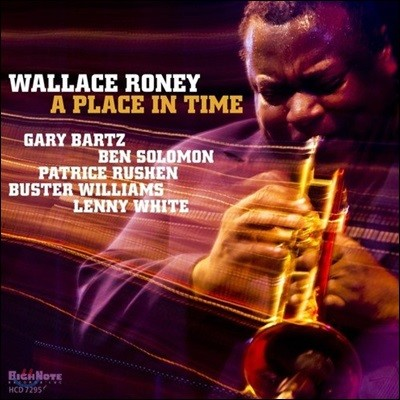 Wallace Roney (월레스 로니) - A Place in Time