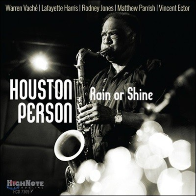 Houston Person (휴스턴 퍼슨) - Rain or Shine