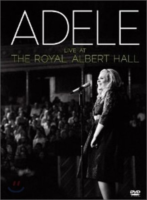 Adele - Live At The Royal Albert Hall (아델 2011년 런던 로열 앨버트 홀 라이브) [Deluxe Edition]