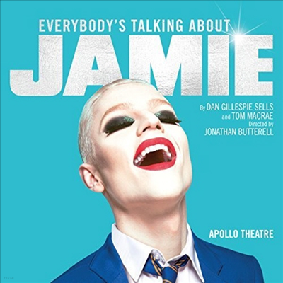 O.C.R. - Everybody's Talking About Jamie (에브리바디스 토킹 어바웃 제이미) (Original West End Cast Recording) (Digipack)