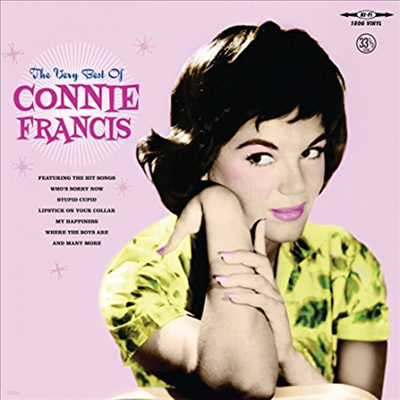 Connie Francis - Very Best Of Connie Francis (Vinyl LP)