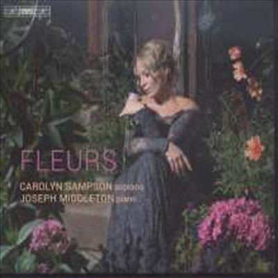 캐롤린 샘슨 - 꽃 (Carolyn Sampson - Fleurs) (SACD Hybrid) - Carolyn Sampson